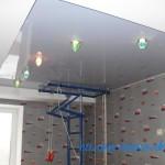 Натяжные потолки детская комната фото