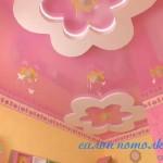 Потолок детской комнаты фото