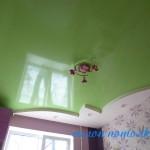 Подвесной потолок детская