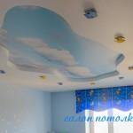 Детский потолок фото