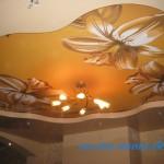 Фотопечать натяжные потолки фото
