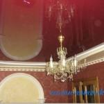 Фото натяжных потолков в Гостиной