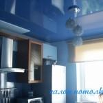 Натяжные потолки фотографии для кухни