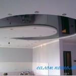 Натяжни потолк на кухни