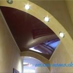 Ночные шторы для зала фото классические