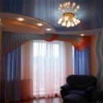 Многоуровневые потолки в комнату