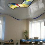 Офисные потолки фото