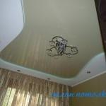 Натяжные потолки фото для спальни