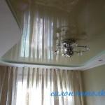 Натяжные потолки фото спальня