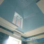 Ванная комната потолки фото