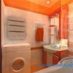 Потолки натяжные в ванной фото